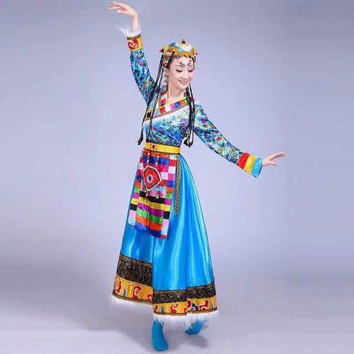 科尔沁蒙古服饰