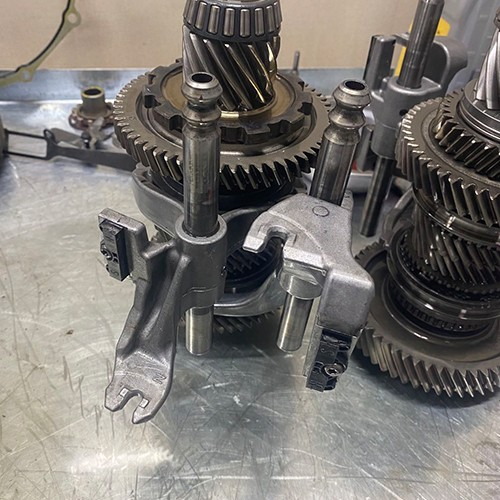 通用系列 双离合器变速箱