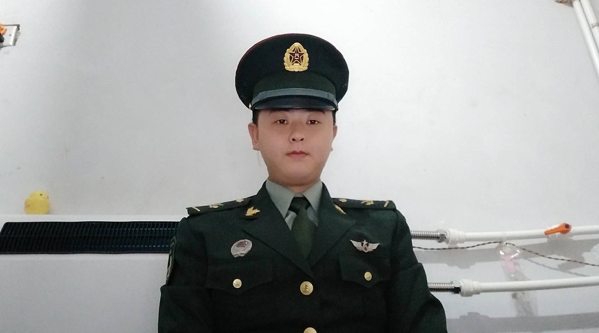 军刃基地教官-王鹏飞