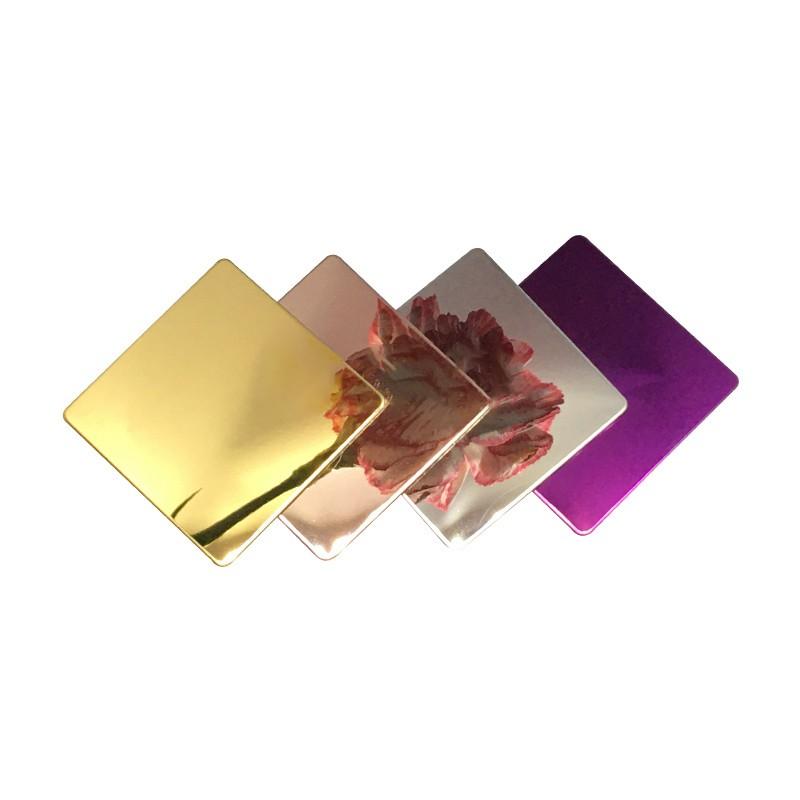 彩色镜面不锈钢板