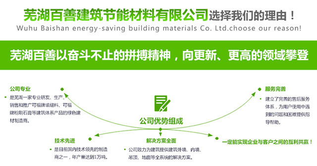 芜湖喷涂石膏公司-粉刷石膏厂家-墙体腻子企业