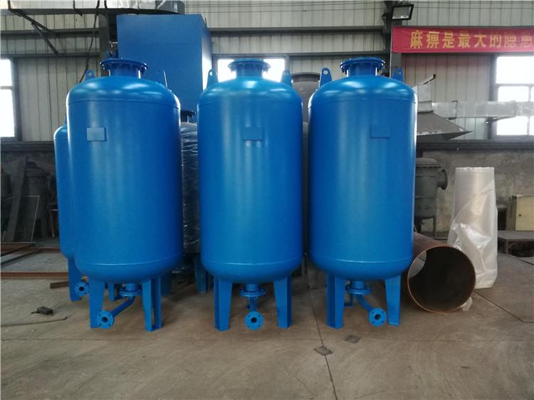 隔膜式气压罐生产商解答其在消防管网增压稳压方面的作用
