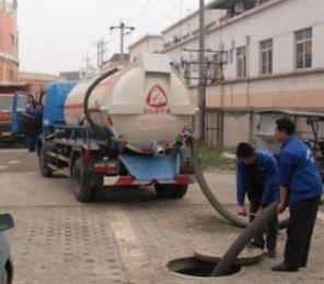 下水道疏通专业设备进行维修方法
