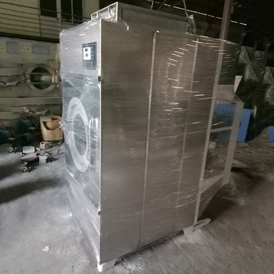 厂家加工定制工业烘干机 70kg服装衣物滚筒烘干机 半自动烘干设备
