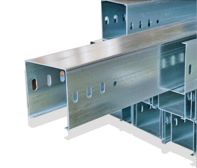 金属防火槽式线槽