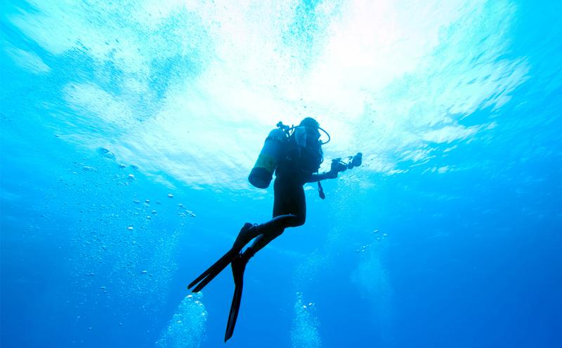 水肺潜水的十二项好处