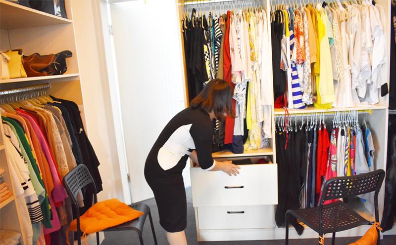衣柜的春夏秋冬,你是怎么整理衣柜的?