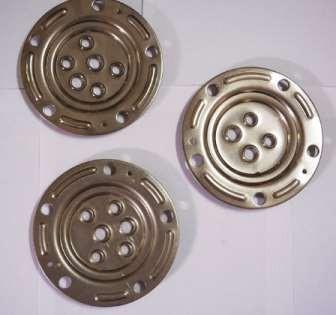 不锈钢法兰根据以下管道连接方法进行分类