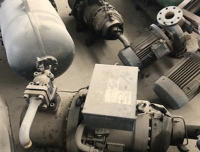 压缩机回收