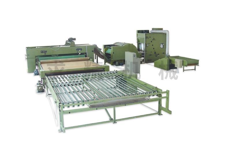 QJ-850型自动装套被生产线