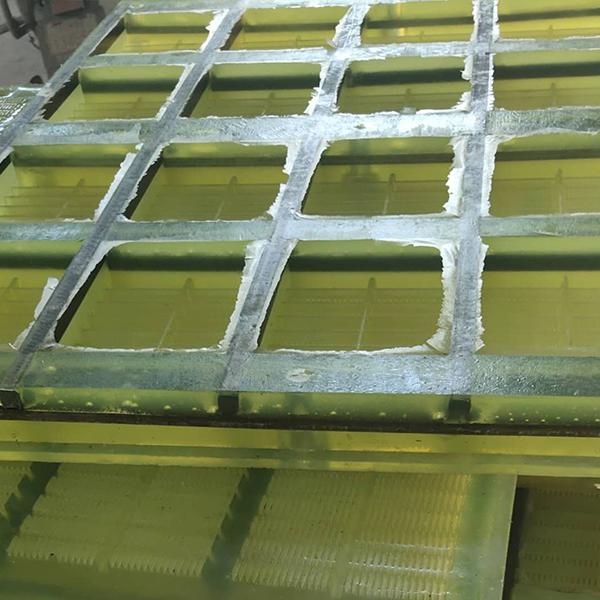 立焊式脱水筛