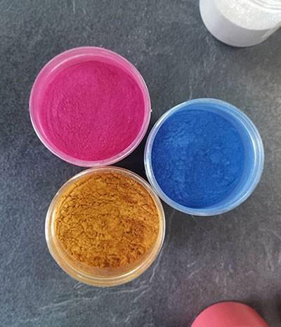 珠光粉在哪些地方会被使用