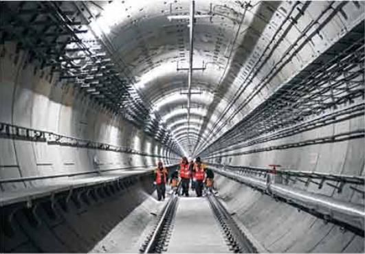 电力管廊隧道支架