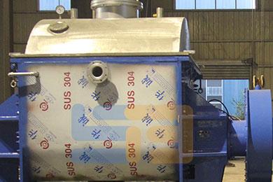结构胶设备捏合机在火炸药高粘性混合物工艺上的应用