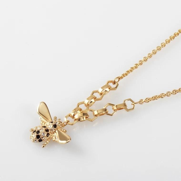 蜜蜂磁扣手链