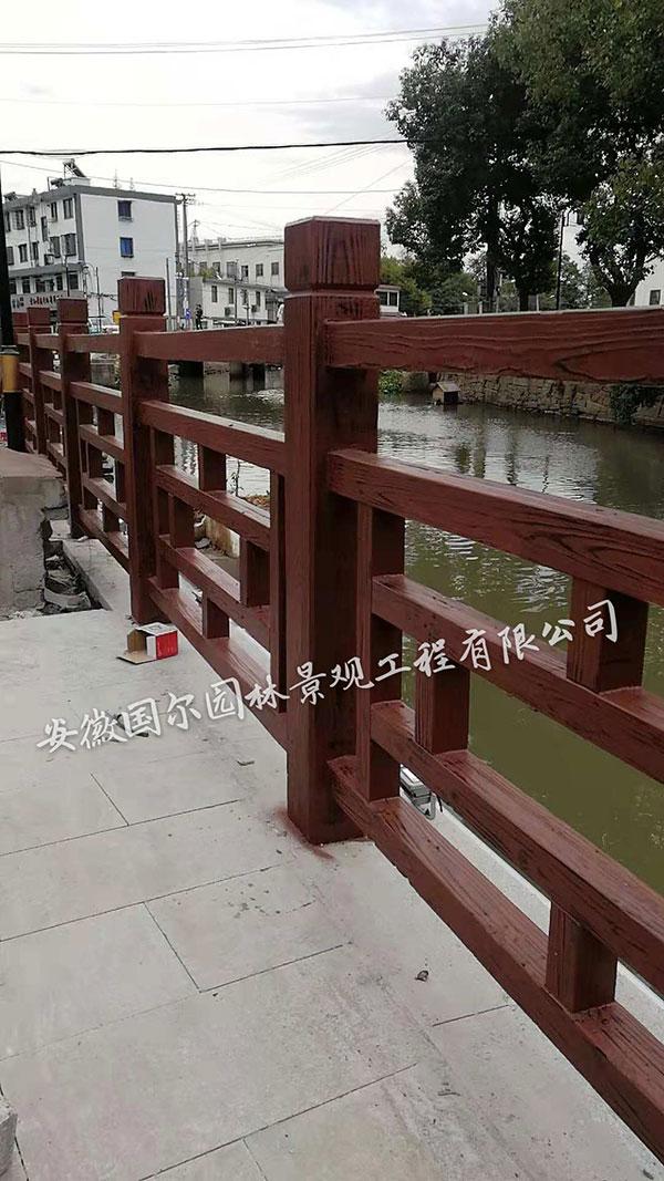 江苏某河道仿木护栏.jpg