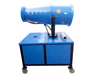 扬尘治理设备的雾炮机的作用