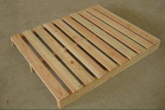 木托盘厂家判定托盘的试验标准