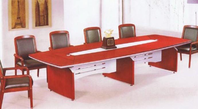 传统风格大型油漆会议桌