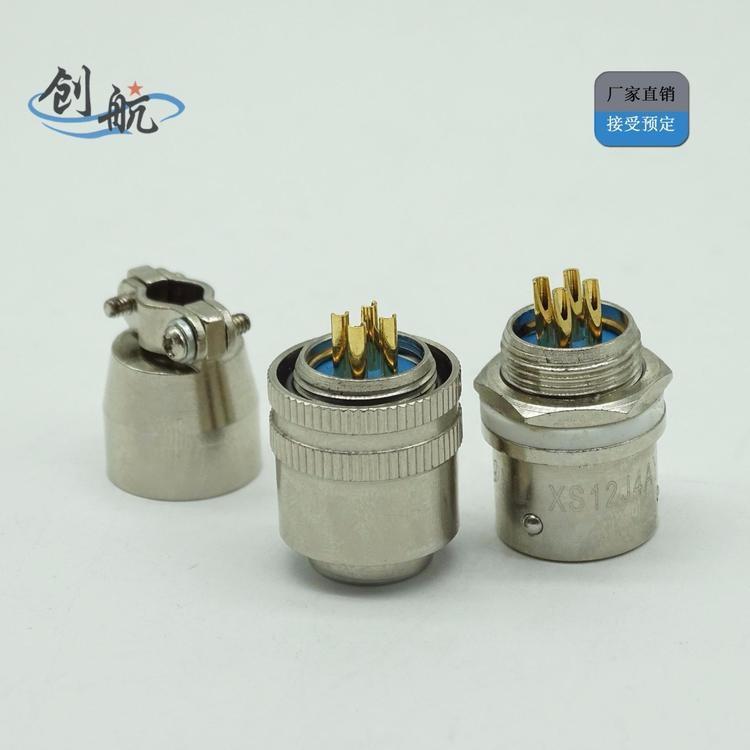 XS12小圆形电连接器