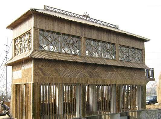 竹屋原始用途 带来生活之美
