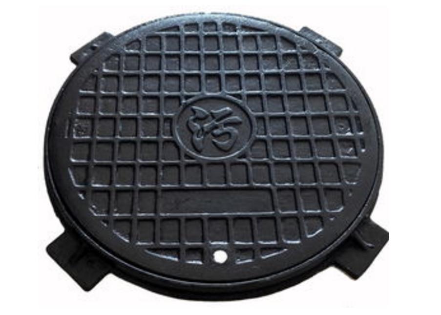 球墨铸铁井盖安装时几种常见故障解析