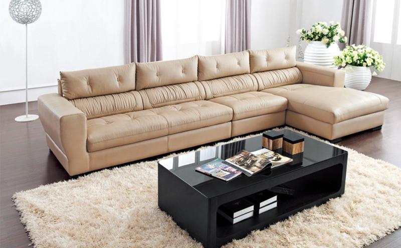 如何清洁真皮沙发并清除皮革家具上的污渍