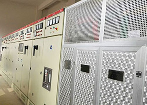配電柜安裝施工作業標準