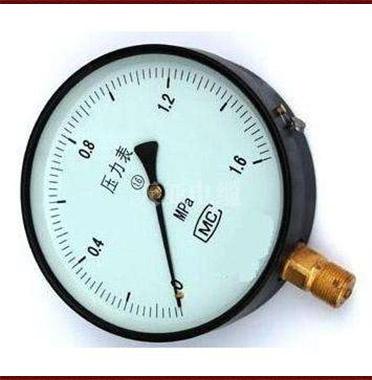 银川隔膜压力表