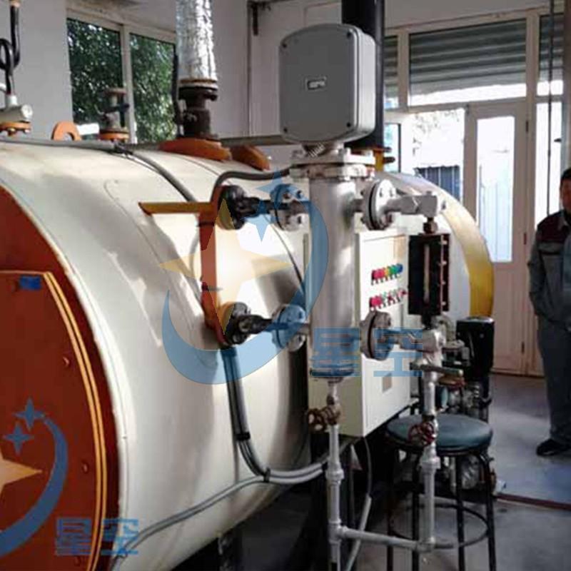 崂山矿泉水锅炉清洗