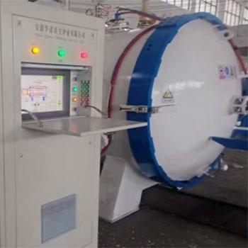 高压高流量气淬真空炉