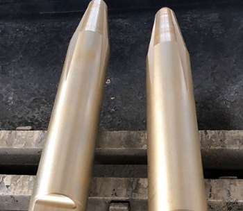 液压破碎锤钎杆的相关使用说明