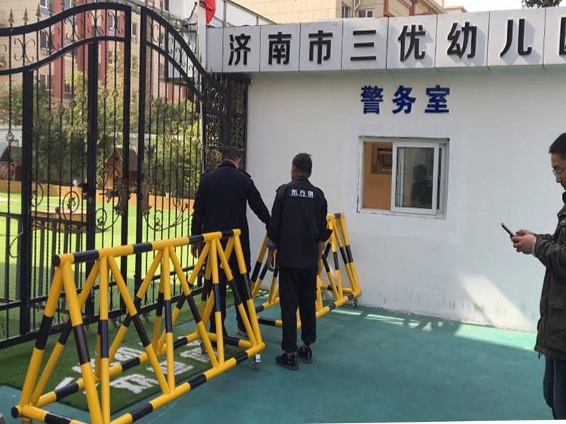 幼儿园拒马护栏