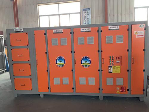 水处理用活性炭净化柜有哪些形式呢?