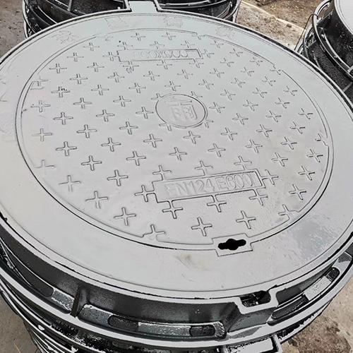 圆形铸铁井盖厂家新品
