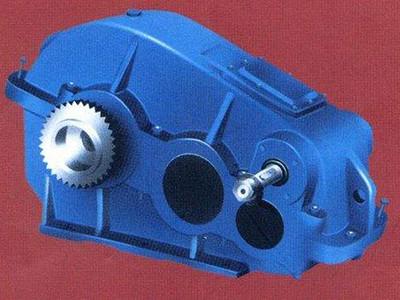 ZQD大传动比圆柱齿轮减速器