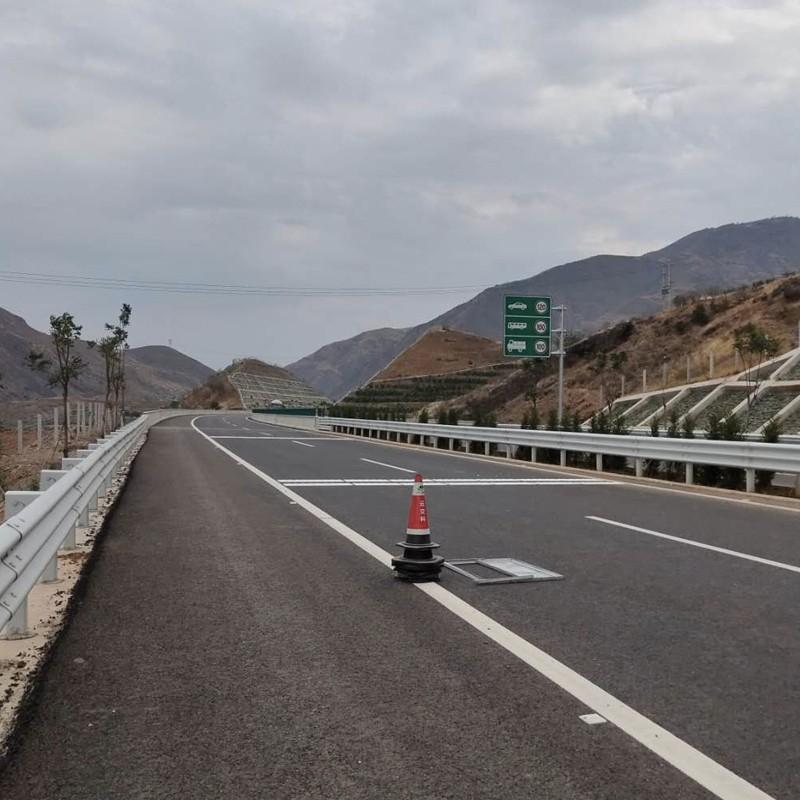 曲靖专业定做云南省道路划线价格