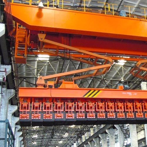 起重机应用航天军工行业工程案例