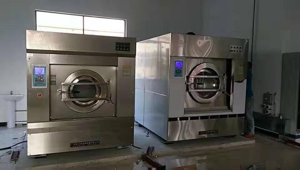大型工业洗衣机可以使用蒸汽的吗