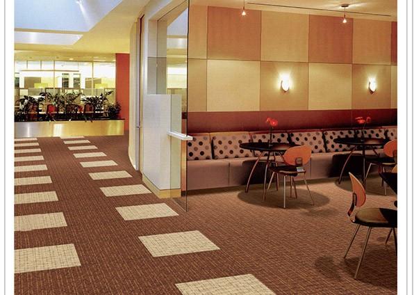 方块办公地毯