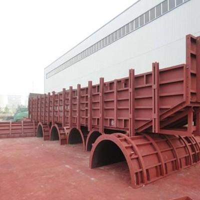 钢模板施工过程中会出现的问题