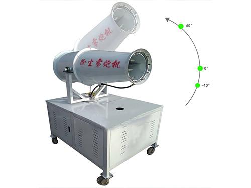 雾炮机的喷头阻塞会有哪些危害?如何检修?