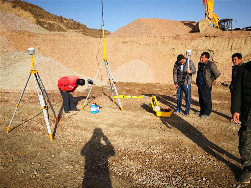 施工过程中测量仪器使用