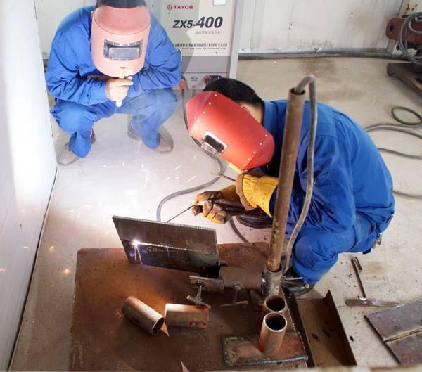 氩弧焊专修班