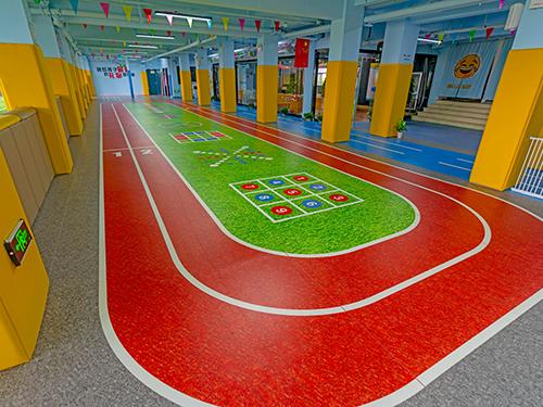 pvc材质的幼儿园地板有什么优势