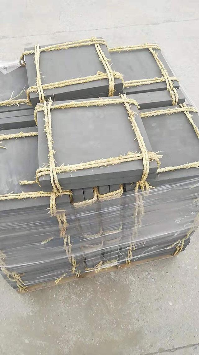 纯粘土土窑烧制400-400-40方砖