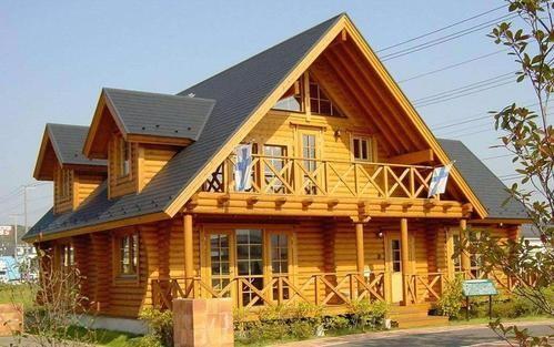 建造一座防腐木木屋多少钱?