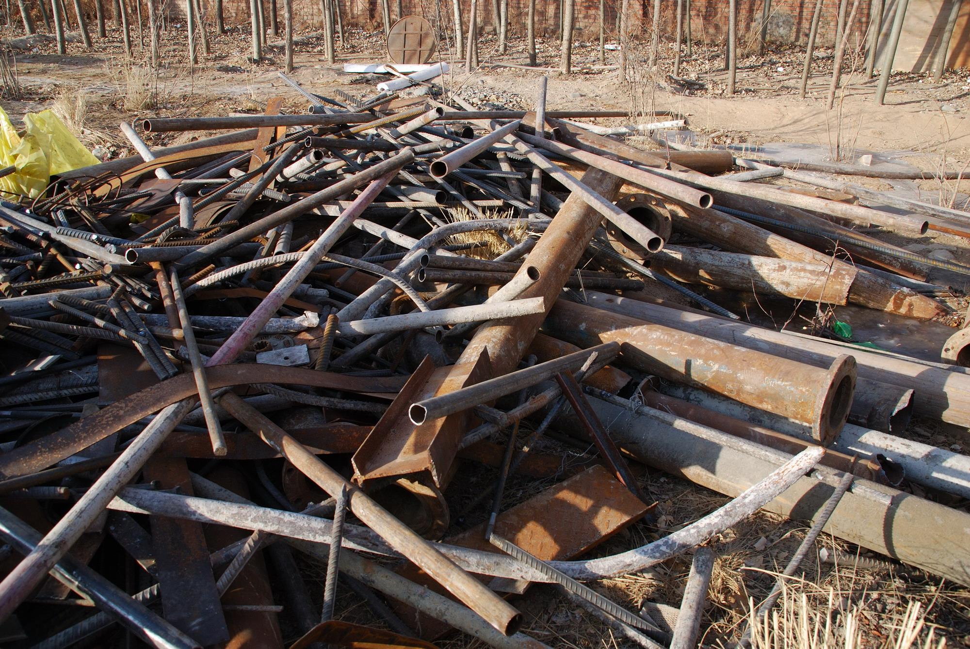 如何进行规范的废旧物资回收