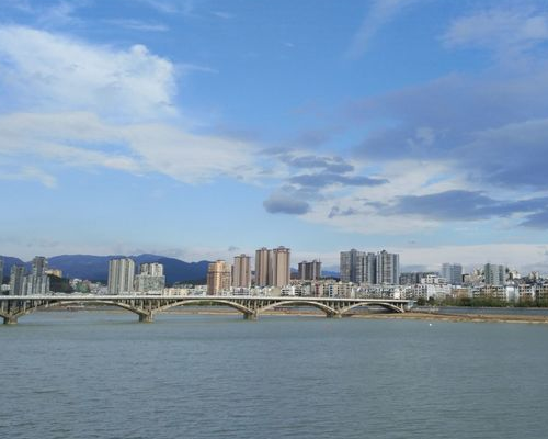 广元嘉陵江大桥