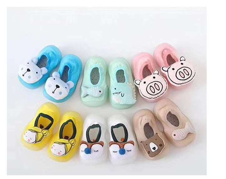 儿童袜鞋适合刚学步的宝宝穿吗